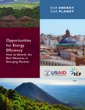 Opportunities for Energy Efficiency: How to Identify the Best Measures in Emerging Markets