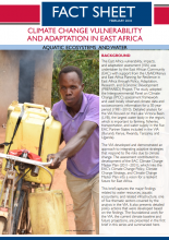 Climate Change Vulnerability and Adaptation in East Africa: Aquatic Ecosystems and Water