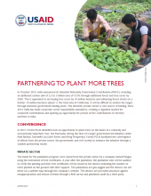 Partnering to Plant More Trees