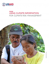 Primer: Using Climate Information for Climate Risk Management