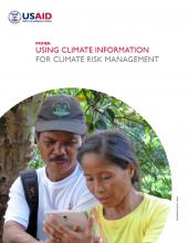 Primer: Using Climate Information for Climate Risk Management
