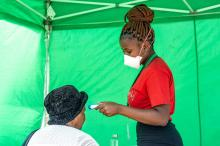 Providing access to health care services during the pandemic in Eswatini