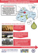 Case Study: Ideas for a Resilient Future in the Limpopo River Basin - Shashe-Limpopo River Confluence
