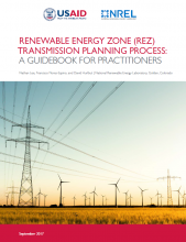 REZ Transmission Planning Process: Guidebook for Practitioners