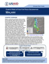 Malawi FFP CRP