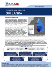 Climate Risk Profile: Sri Lanka