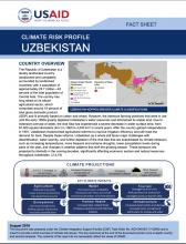 Climate Risk Profile: Uzbekistan