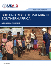 Shifting Risks of Malaria in Southern Africa