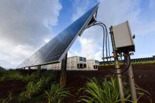 Solar panel photo NREL