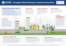 Strategic Urban Planning to Decrease Heat Risks photo