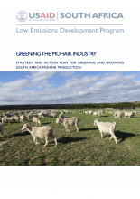 Strategy and Action Plan for Greening Mohair Production