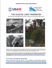 Summary of the Glacial Lake Handbook