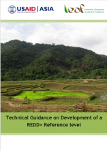 Technical Guidance on Development of a REDD+ Reference Level