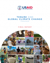 Tenure and Global Climate Change Program