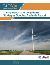 Transparency and Long Term Strategies Scoping Analysis Report