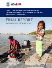 USAID ADAPT Asia-Pacific Final Report