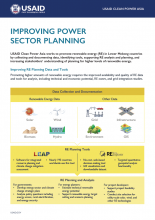 Improving Private Sector Planning