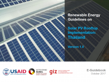 Renewable Energy Guidelines on Solar PV Rooftop Implementation: Thailand