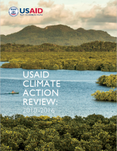 USAID Climate Action Review 2010-2016