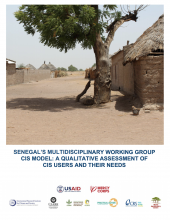 USAID Senegal HURDL Report Cover Photo