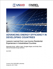 USAID NREL Advancing Energy Efficiency in Developing Countries Photo
