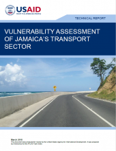 Vulnerability Assessment of Jamaica's Transport Sector