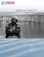 Water and conflict