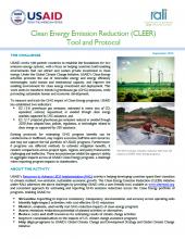 CLEER Fact Sheet