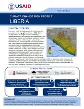 Climate Change Risk Profile: Liberia