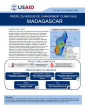 Climate Risk Profile: Madagascar (french version)
