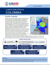 Climate Risk Profile: Colombia
