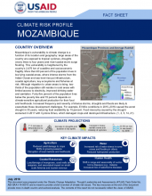 Climate Risk Profile Mozambique