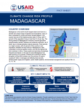 Climate Change Risk Profile: Madagascar