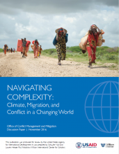 Navigating Complexity: Climate, Migration and Conflict in a Changing World