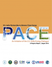 PACE Annual Progress Report: August 2016
