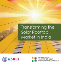 Brochure: Transforming the Solar Rooftop Market in India