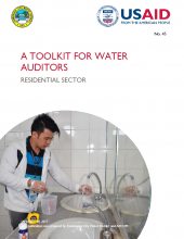 A Toolkit for Water Auditors: Residential Sector