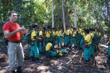 Kayapó Fire Warriors Fire Preparedness Training