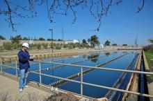 Tracking Performance at a Water Treatment Plant in Jordan