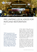 FPIC: Uniting Local Voices for Peatland Restoration Resource Image