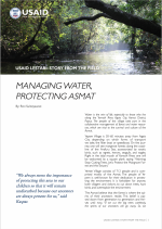 Managing Water Protecting Asmat Resource Image