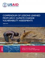 Compendium of Lessons Learned From ARCC Climate Change Vulnerability Assessments