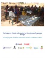 Participatory Climate Information Services Systems Mapping in Senegal