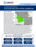 Climate Risk Profile: Eastern and Southern Caribbean
