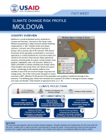 Climate Change Risk Profile: Moldova
