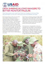 Data Sharing Allows Rangers to Better Monitor Wildlife