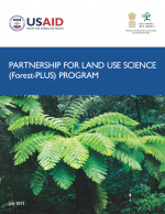 Partnership for Land Use Science (Forest-PLUS) Program
