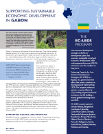 Supporting Sustainable Economic Development in Gabon