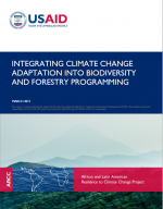 Integrating Climate Change Adaptation into Biodiversity and Forestry Programming