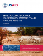 Senegal Climate Change Vulnerability Assessment and Options Analysis
